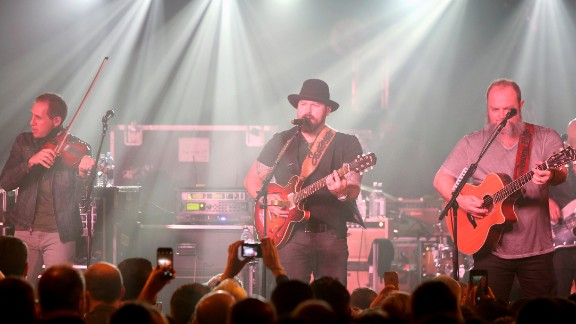 "The Zac Brown Band, a country group from Georgia, beat out Keri Hilson to grab the best new artist Grammy award in 2010. The band has released four albums, including ""The Foundation"" and ""Uncaged."" It has collaborated with artists such as Jimmy Buffett, Avicii and Kid Rock."