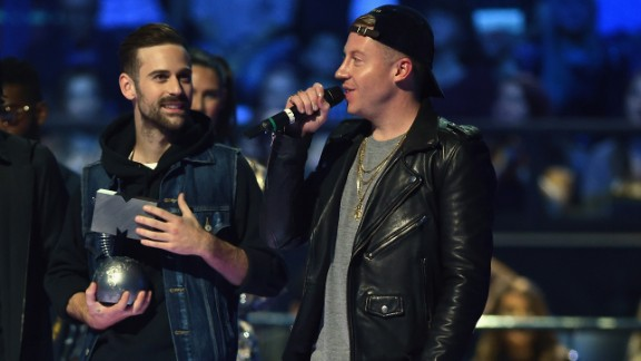 "The Seattle hip-hop group Macklemore & Ryan Lewis formed in 2008. Its songs, such as ""Thrift Shop"" and ""Same Love,"" helped the group win best the new artist Grammy in 2014. The duo is set to release a second album, ""This Unruly Mess I've Made,"" at the end of February."