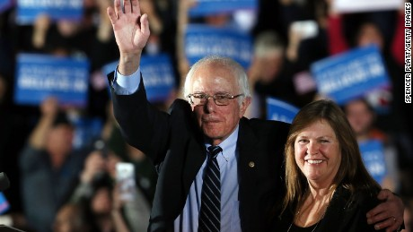 Highlights from the New Hampshire primary speeches