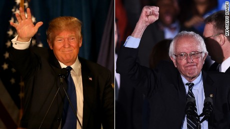 Trump and Sanders: How party elites fueled them