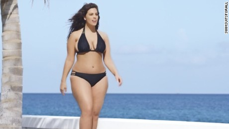 272ca02ab8c Plus-size models give SI's swimsuit edition more curves - CNN