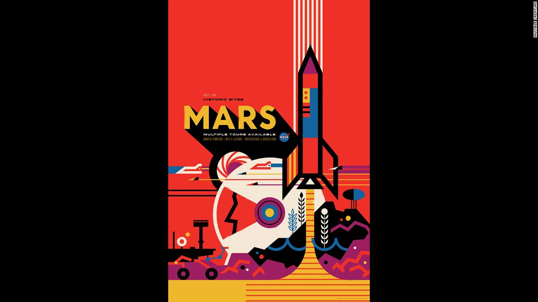 nasa lures space travelers with free posters cnn style
