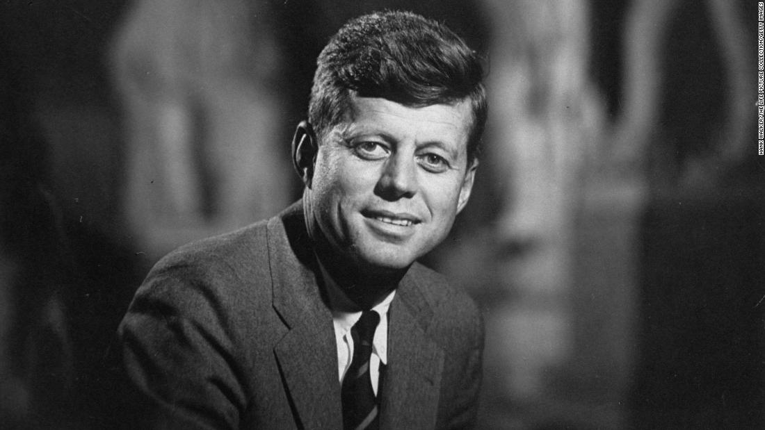 Jfk years in office White John F Kennedy Was 43 Years Old When He Won The Us Presidential Election In Cnncom Jfks Life And Career