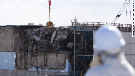 Japan: Fukushima clean-up may take up to 40 years, plant's operator says