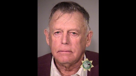 Cliven Bundy's mugshot was released by the Multnomah County Sheriff's Office.