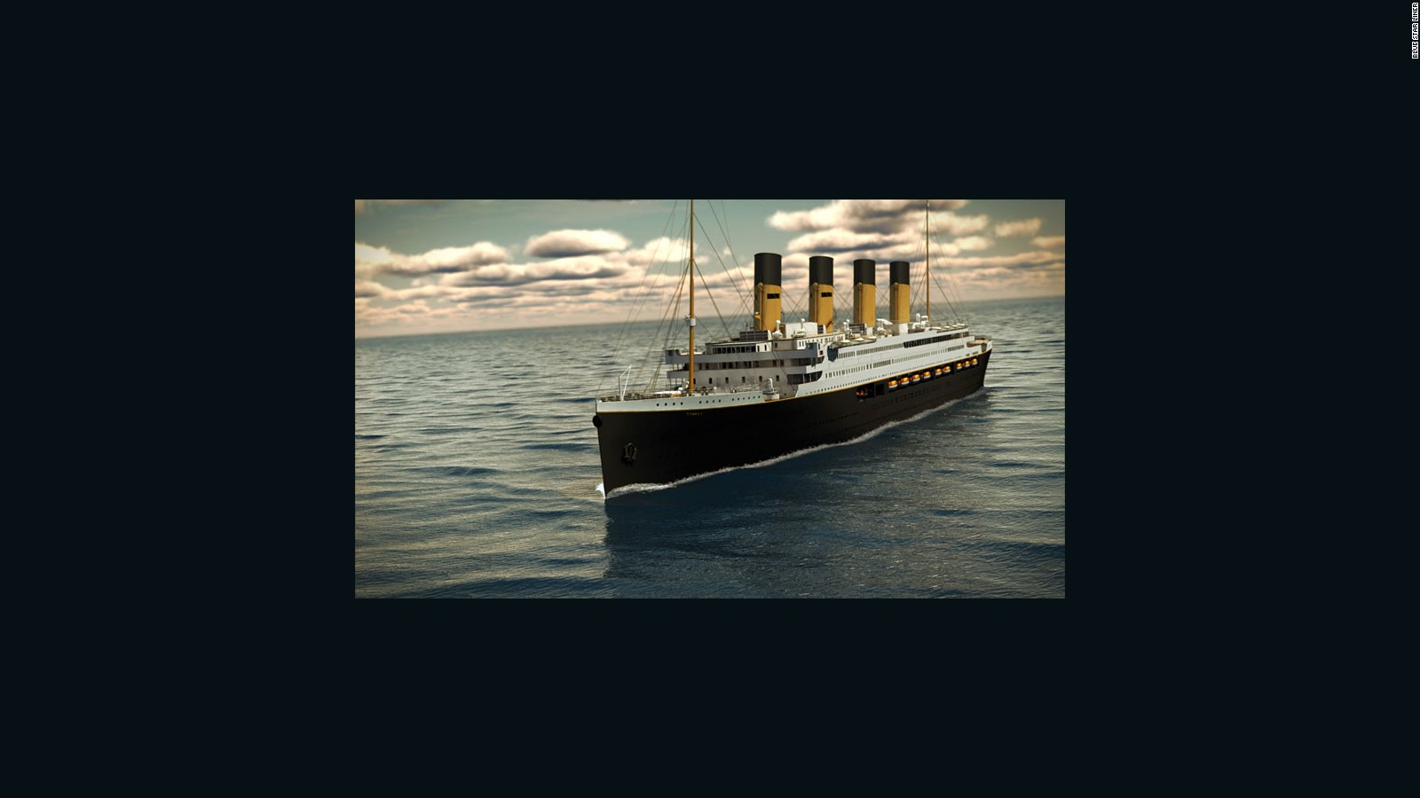 Titanic II s maiden voyage might be as soon as 2022  c32869f0bcde9
