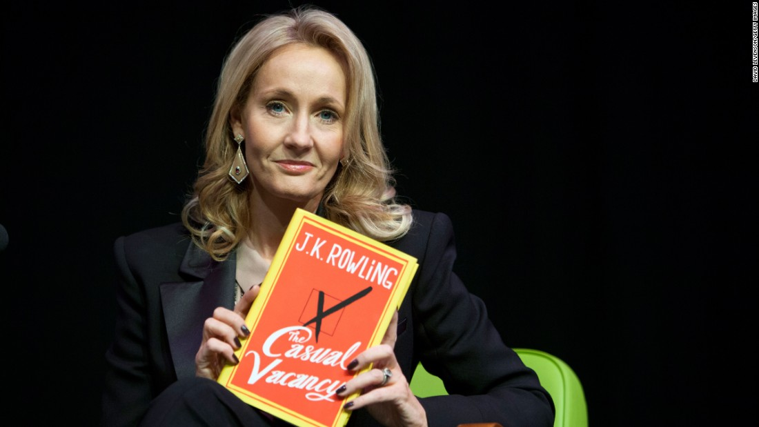 "It's not easy to become a world recognized author, but <a href=""http://www.cnn.com/2013/04/24/us/j-k-rowling-fast-facts/"">J.K. Rowling defied all odds</a>. The first of the ""Harry Potter"" novels was written by Rowling in Edinburgh, Scotland, from various coffeehouses while her daughter napped. They were living off public assistance. When the ""Harry Potter"" series took off, Rowling later dealt with copyright infringement legalities to protect her famous writings. Ultimately, her books became multimillion-dollar box office hits. In 2008, Rowling was given the honor of delivering the commencement address at Harvard, in addition to receiving an honorary degree."