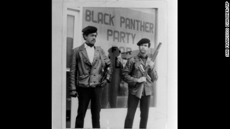 What The Black Panthers Taught Donald Trump Cnn