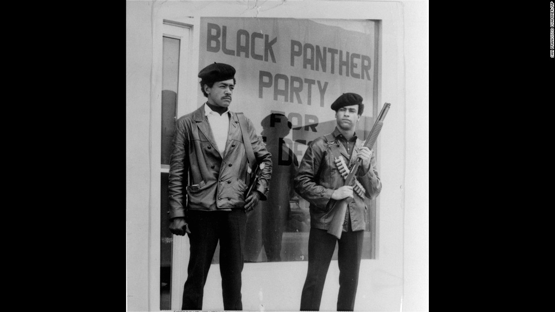 Lyric colt 45 lyrics video : What the Black Panthers taught Donald Trump - CNN