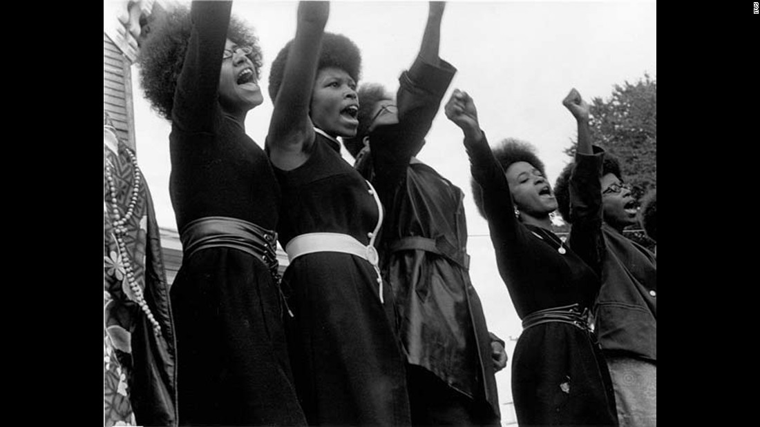 50 Years Later Who Are The Heirs Of The Black Panthers Opinion Cnn