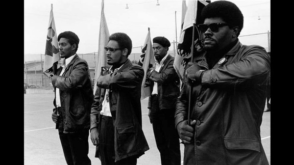 The Panthers said they carried guns as a form of self-defense against police brutality. The Panthers, not the NRA, were forerunners of the open carry gun movement and were fierce defenders of the Second Amendment's right to bear arms.