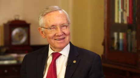 Reid on a brokered convention: 'it would be kinda fun'