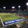 Fenway park college football