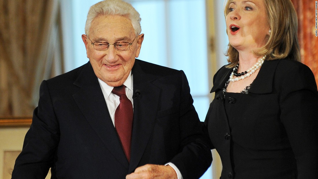 Henry Kissinger Fast Facts