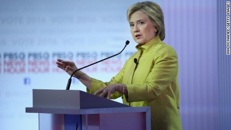 Clinton embraces Obama and wins debate