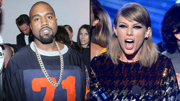 "Kanye West and Taylor Swift had a renewal of their feud after his mention of her in one of his songs. In the song ""Famous,"" West crooned, ""I feel like me and Taylor might still have sex. / Why? I made that b***h famous."" Swift fans reacted quickly."