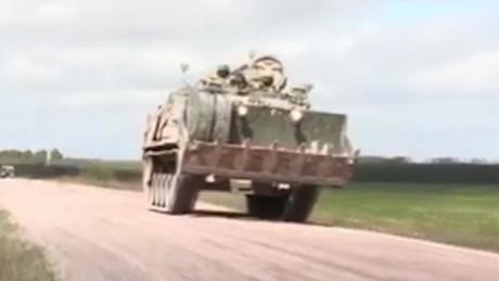 Army Unveils Swiss Pocket Knife Combat Vehicle Cnn Video