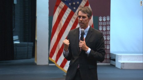 Rep. Beto O'Rourke has a plan to fix his local VA.