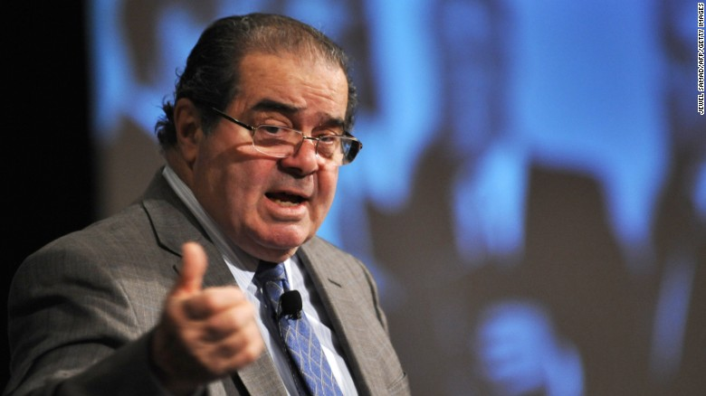 Obama: Antonin Scalia 'a larger than life presence'