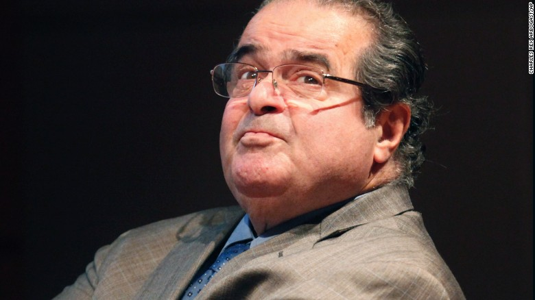 Conspiracy theories surround Scalia's death