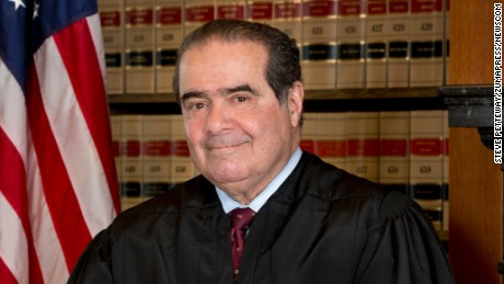 Justice Antonin Scalia's life in photos