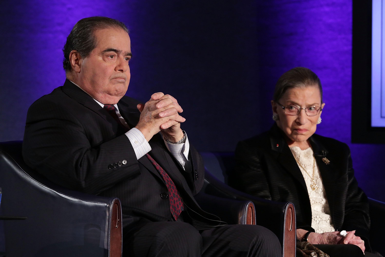 The Supreme Court's odd couple