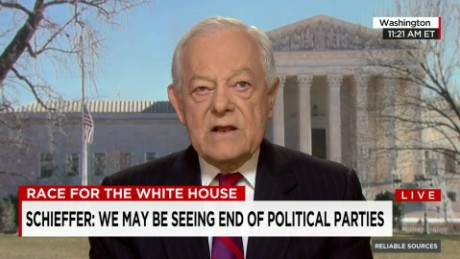 Schieffer: are we seeing the end of political parties?_00030022