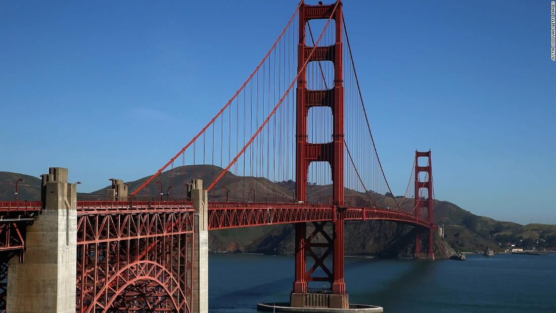 Golden Gate Bridge Fast Facts Cnn