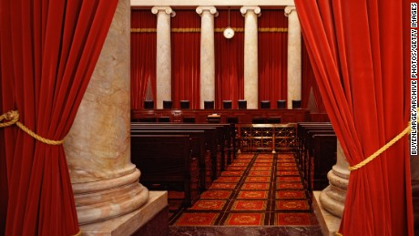 The Supreme Court will return to the courtroom and hold oral arguments in person