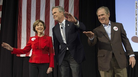 Jeb Bush supporter: 'South Carolina is Bush country'