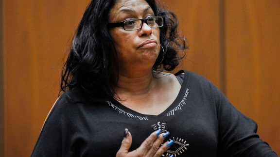 Enietra Washington is the only known survivor of the Grim Sleeper. She was raped and shot in November 1988 before she managed to escape. Washington is expected to be the star witness in the trial of the accused killer, Lonnie David Franklin Jr. Franklin is charged with attempted murder in Washington