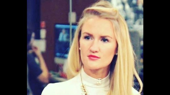 Anna Therese Day, who has done freelance work for CNN in the past, has reported for various media outlets including The New York Times, Al Jazeera English and CBS.