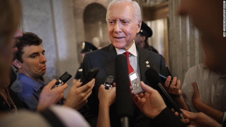 Orrin Hatch on possible Supreme Court nomination