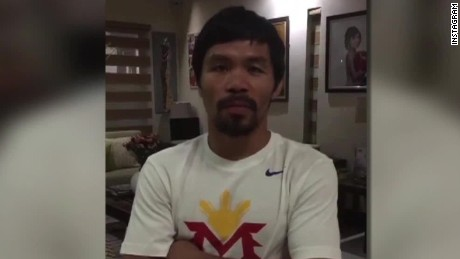 manny pacquiao apology compare gays to animals sot ws_00004602.jpg