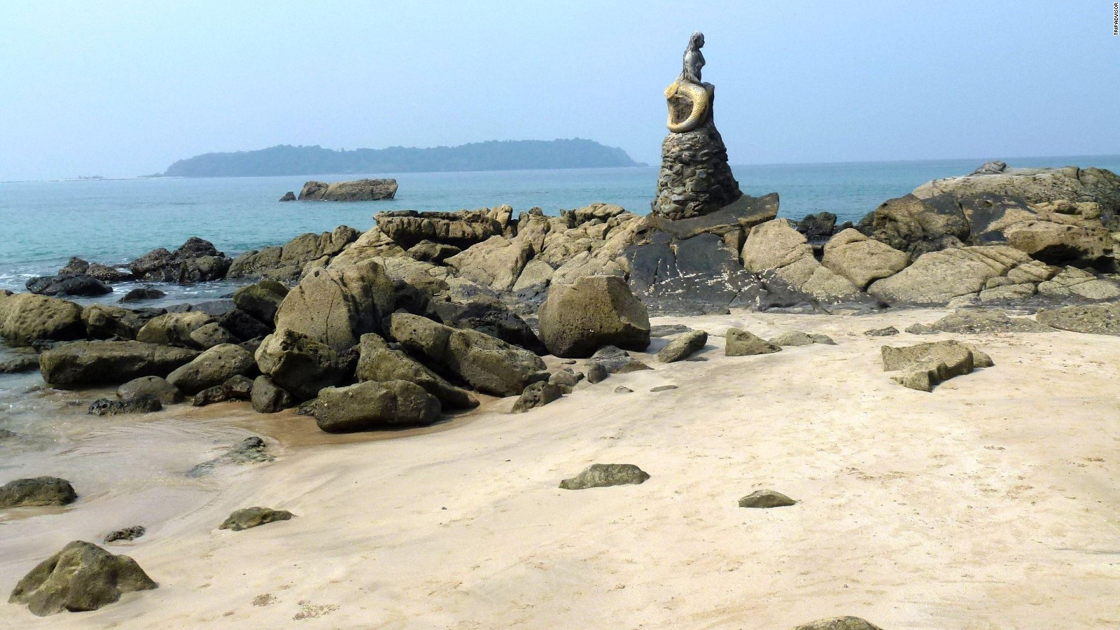 Tripadvisors 10 Best Beaches In 2016 Cnn Travel