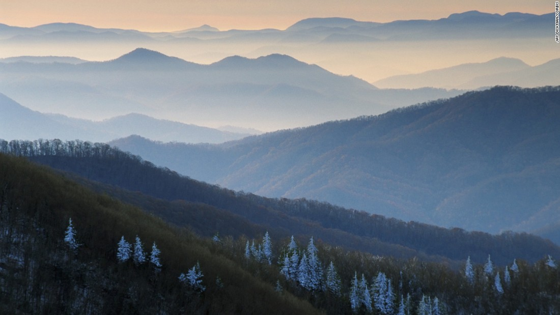 "<a href=""http://www.cnn.com/2013/05/23/travel/national-parks-great-smoky/"">Great Smoky Mountains National Park</a>, which straddles the North Carolina-Tennessee border, was the third most-visited National Park Service site in 2015. It was the most-visited of the nation's 59 specially designated national parks."