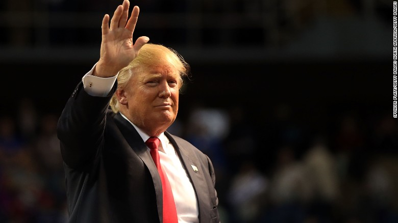 Poll: Trump still leads, Cruz and Rubio trail behind