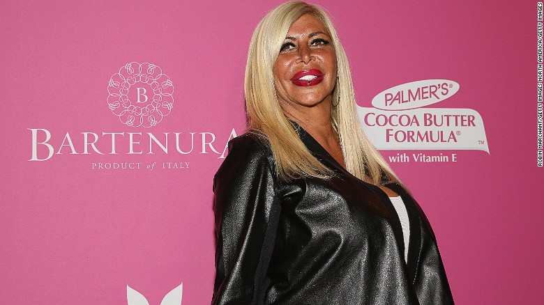 'Mob Wives' star 'Big Ang' dead at 55