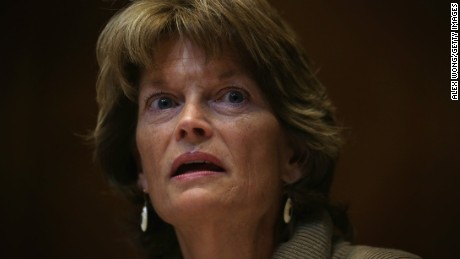 Murkowski says Zinke contacted her in wake of health care votes