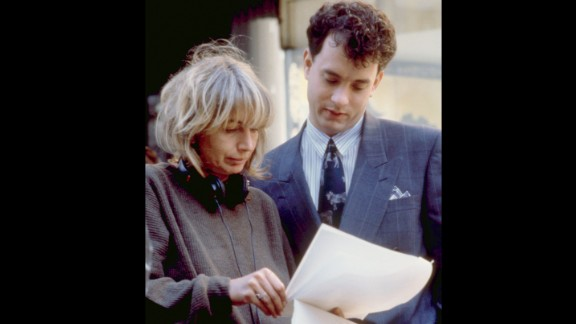 "Penny Marshall, best remembered for her days as Laverne DeFazio on ""Laverne and Shirley,"" went on to become a successful film director. With box office hits like 1988's ""Big"" (with Hanks) and 1992&"