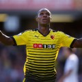 Odion Ighalo striker pose