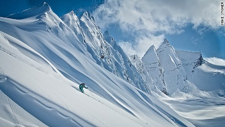 Here's a blank cheque - where would you go? 11 of the world's best heli-ski spots.