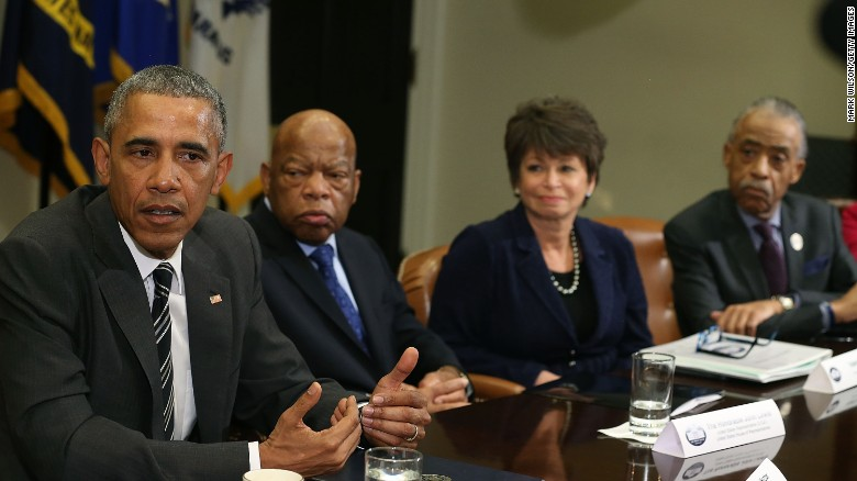 Obama to deliver eulogy for civil rights icon John Lewis in Atlanta