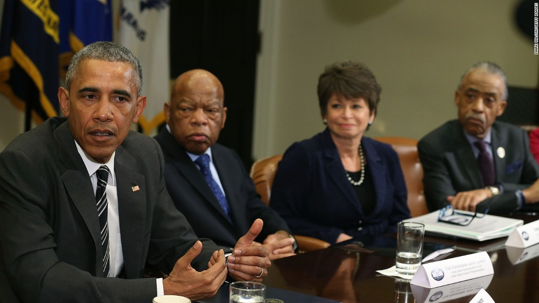 Obama to deliver eulogy for civil rights icon John Lewis in Atlanta – CNN