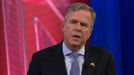 Jeb Bush: 'I would repeal Obamacare'