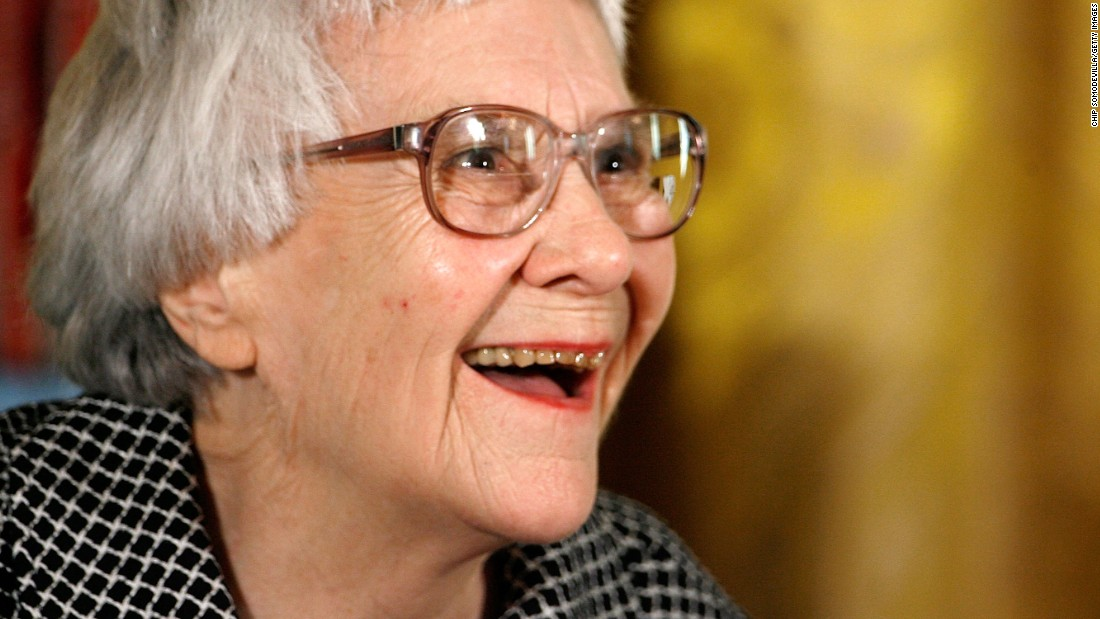 "The name Harper cracked the top 10 in 2015, perhaps inspired by ""To Kill A Mockingbird"" author Harper Lee. Another book by the author, ""<a href=""http://www.cnn.com/2015/07/14/living/go-set-watchman-harper-lee-react-feat/"">Go Set A Watchman</a>,"" was published in 2015. Lee died in February."