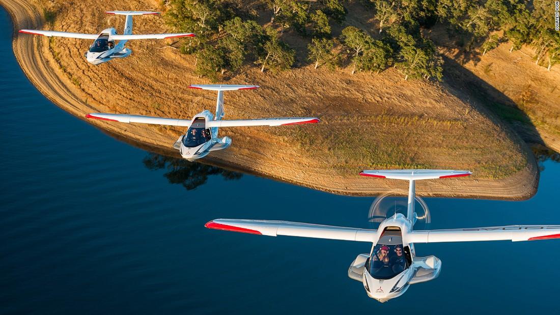 A light aircraft revolution takes off | CNN Travel