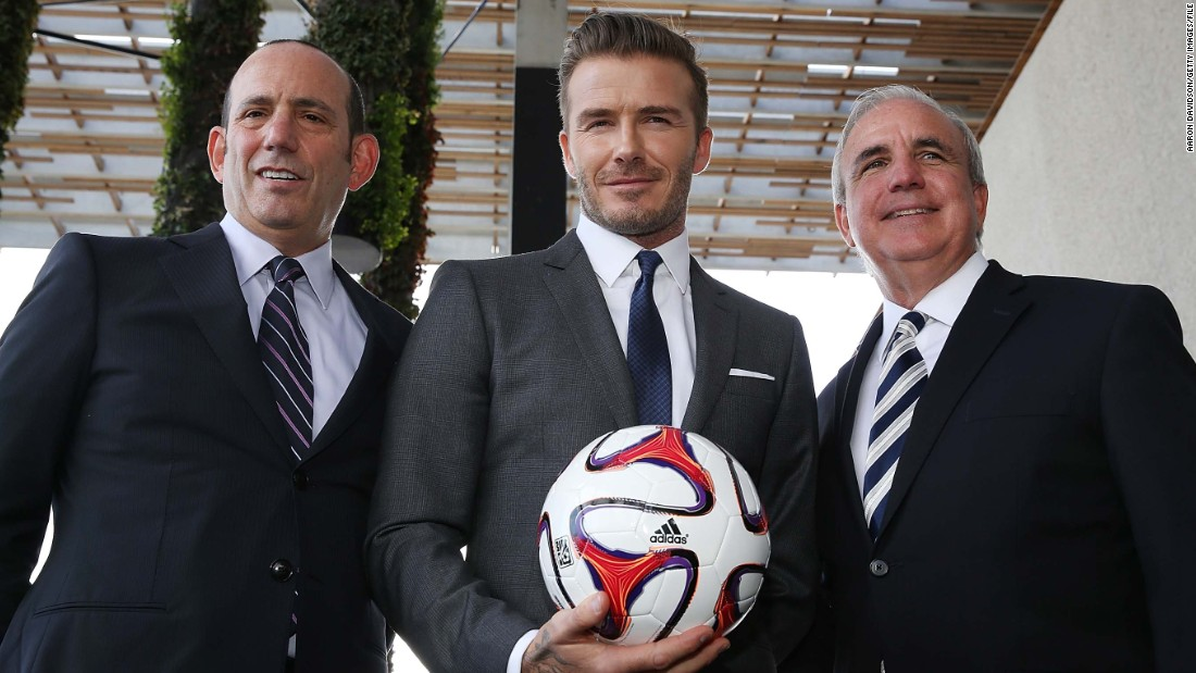 MLS is set to get even bigger in the next few seasons. Four new franchises are set to join, Minnesota and Atlanta in 2017, another LA team in 2018, and  a Miami franchise owned by David Beckham in 2020. The former England captain's arrival at L.A. Galaxy in 2007 was seen as a game-changer for MLS.