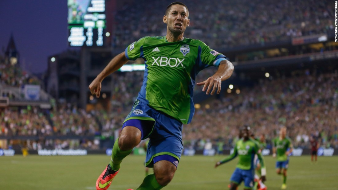 "Clint Dempsey, who started his career at New England Revolution and had a successful six-year stint in the English Premier League with Fulham and Spurs before joining Seattle Sounders, thinks the ""sky is the limit"" for MLS. ""It's only going to continue to grow. More money's going be involved with it,"" he said. ""The quality of players is going continue to increase. Competition is just going to get better and better."""