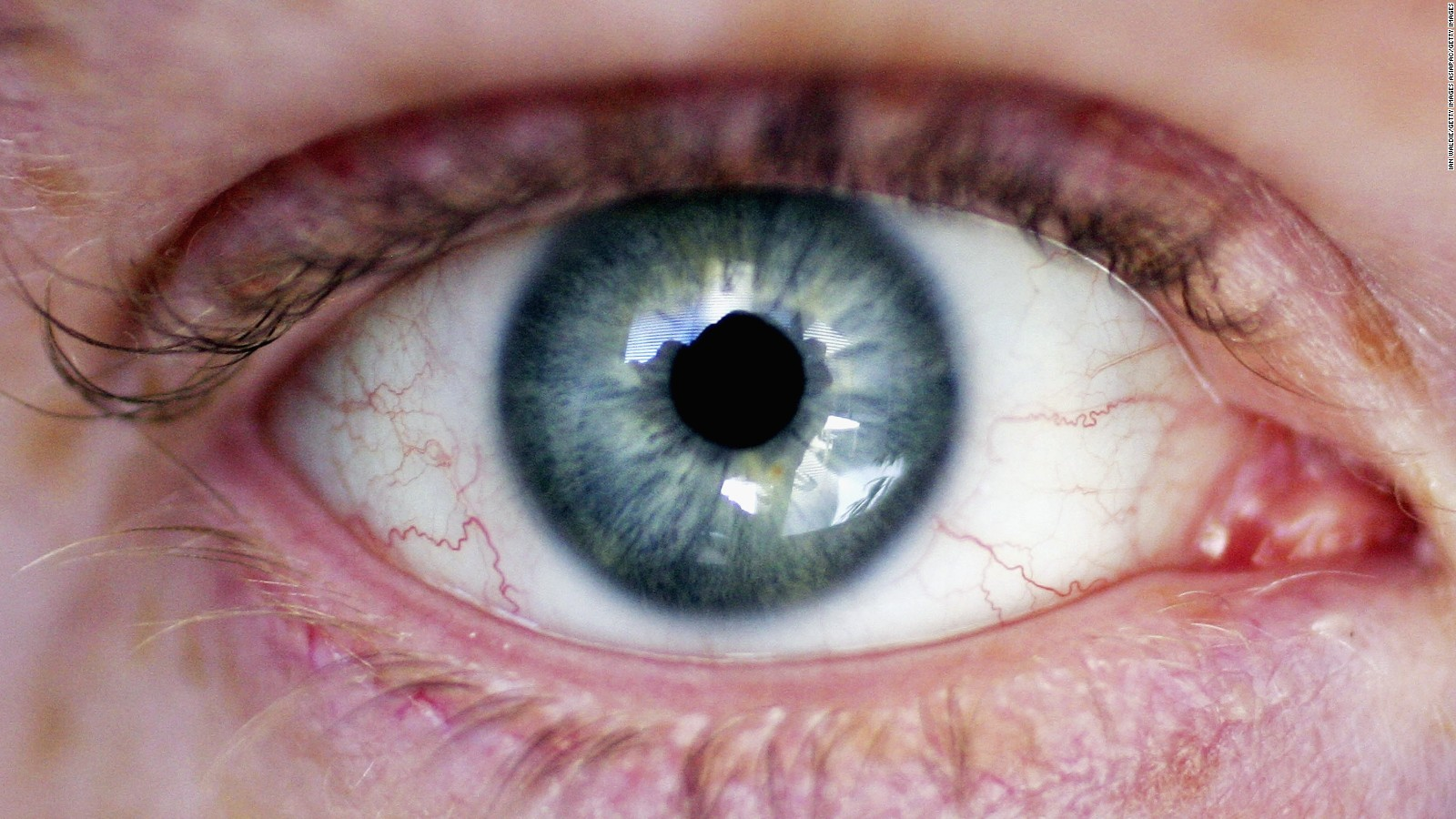 The nine eyes test: the choice most attractively reveals the depths of the personality 3